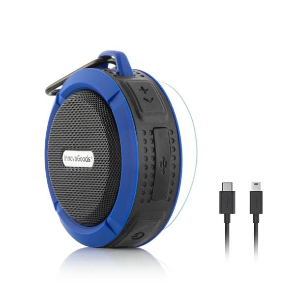 Coluna Bluetooth à Prova de Água Dropsound