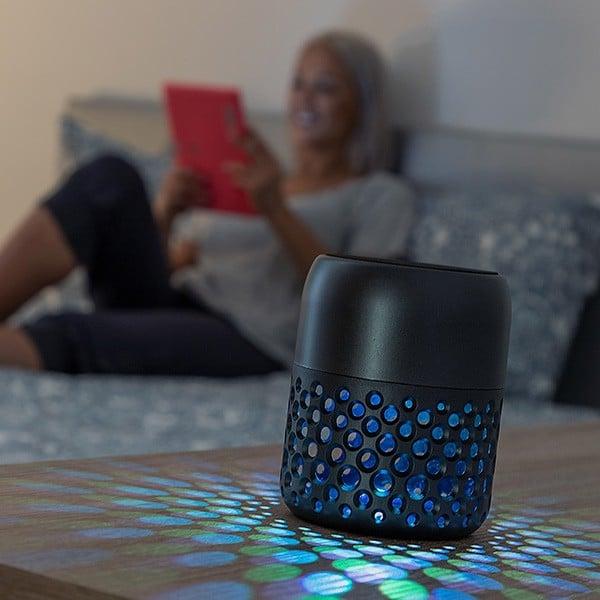 Candeeiro LED com Coluna Bluetooth