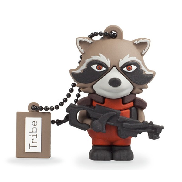 Tribe Pen Drive Marvel Rocket Racoon 16GB