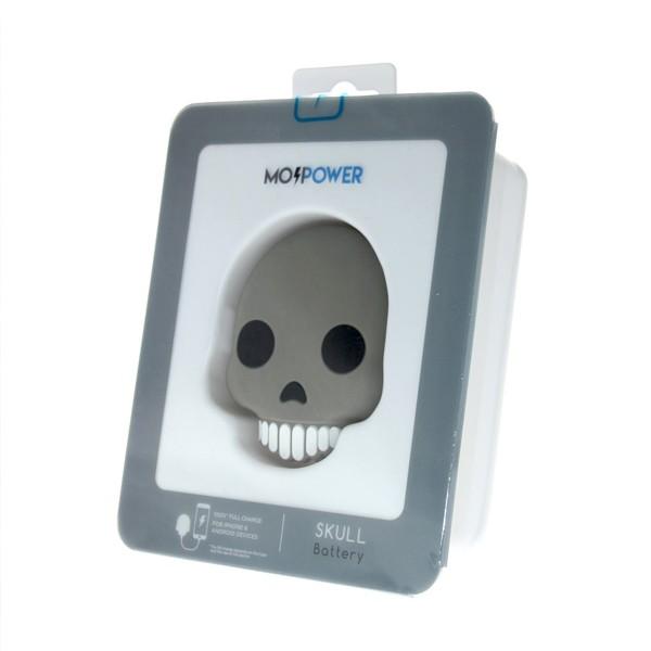 Powerbank Skull Mojipower 2600mAh batería recargable