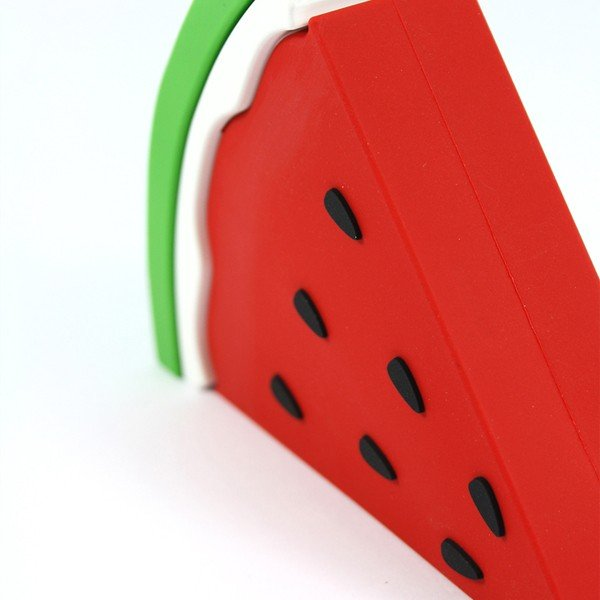 Powerbank Watermelon Mojipower 2600mAh batería recargable