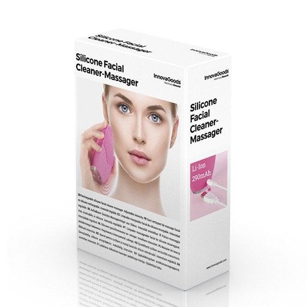 Massajador de Limpeza Facial Recarregável